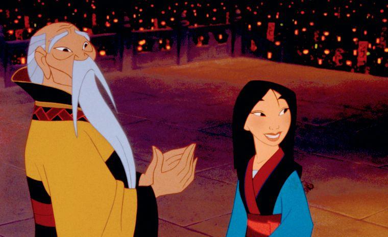 Die chinesische Heldengeschichte um Mulan basiert auf einer wahren Saga – und spielt dementsprechend auch in der echten Welt.