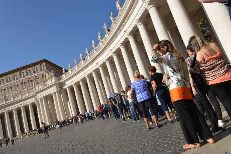 Stell dich hinten an: Fast-Lane-Tickets vor historischen Attraktionen wie dem Vatikan zu kaufen ist nicht mehr erlaubt.