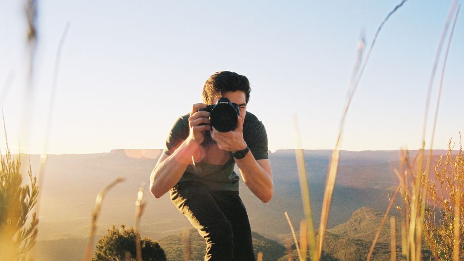 Wir präsentieren: Ein Traumjob für Fotografen, die gemacht sind für's Jetset-Leben.