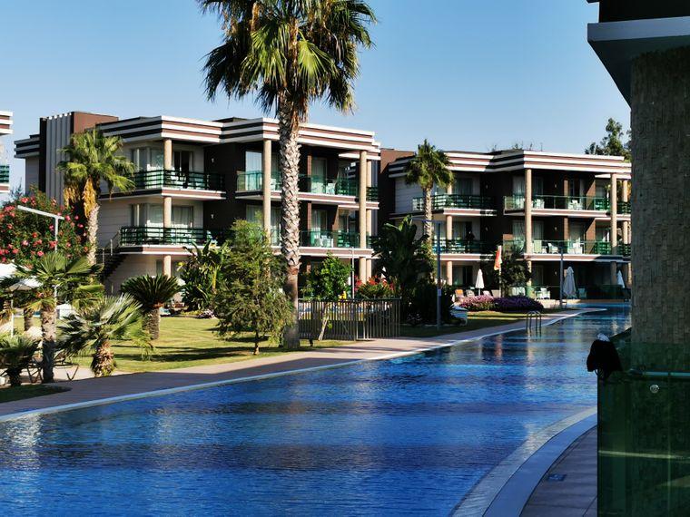 Entspannung an der türkischen Riviera.