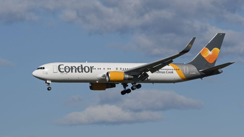 Als erste deutsche Airline bietet Condor kostenlose Umbuchungen an.