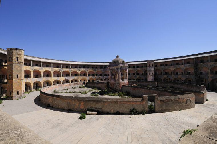 Dieses verlassene Gefängnis soll bis zum Jahr 2025 eine Touristenattraktion werden.