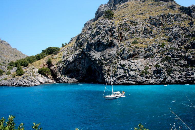 Mallorca Sa Calobra Bucht