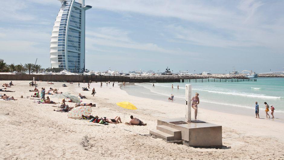 Dubai ist wieder für Touristen geöffnet.
