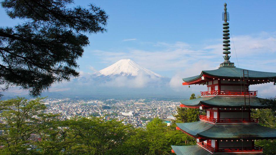 Japan ist das beste Reiseziel 2018 – Ausblicke wie dieser sind Gründe dafür.