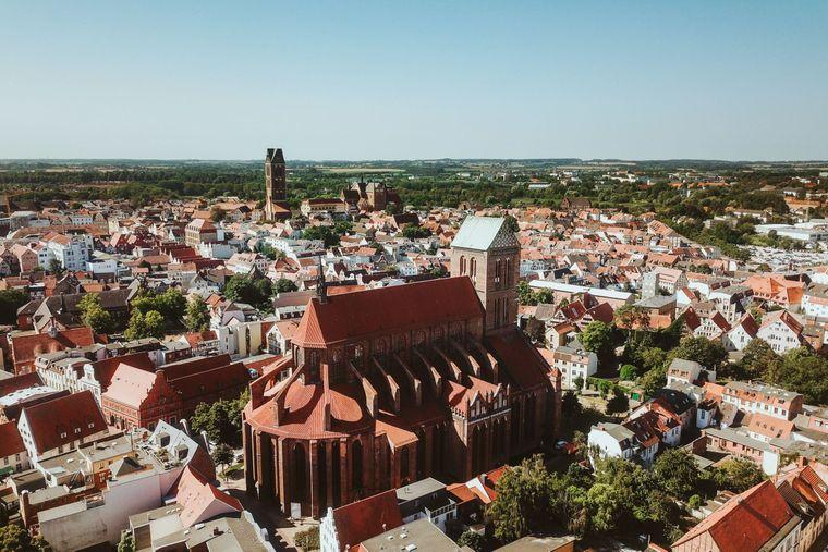 St. Nikolai in Wismar