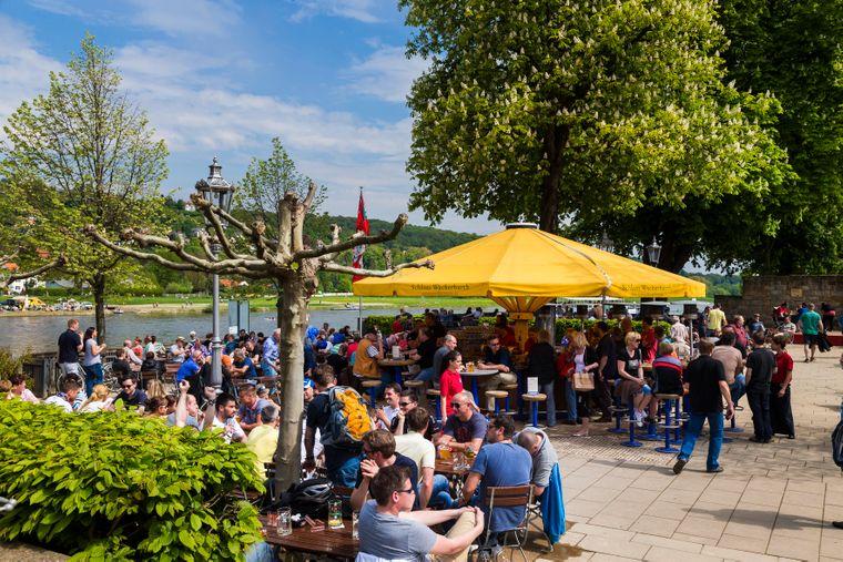 Der Schillergarten ist eine der ältesten Gastwirtschaften in Dresden-Blasewitz.