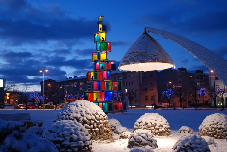 Rakvere Christmas Tree