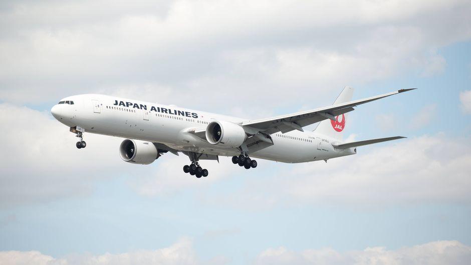 Der Co-Pilot von Japan Airlines wollte betrunken eine Boeing 777 fliegen. (Symbolfoto)