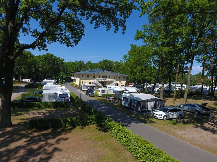 In Kühlungsborn findest du einen der besten Campingplätze Deutschlands.