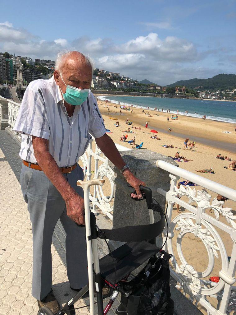 Carlos hat die Europareise bereits in den 60er- und den 90er-Jahren gemacht.