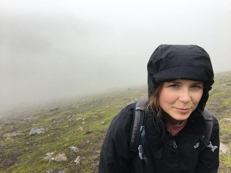 Trübe Aussichten? Von wegen! Catharina vermisst die raue Landschaft der Färöer.