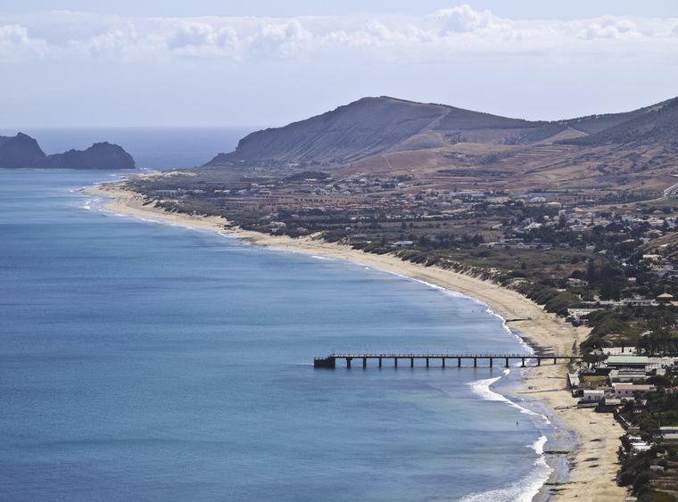 Porto Santo ist eine noch eher unbekannte Nachbarinsel von Madeira mit Sandstränden und einsamen Plätzen in der Natur.