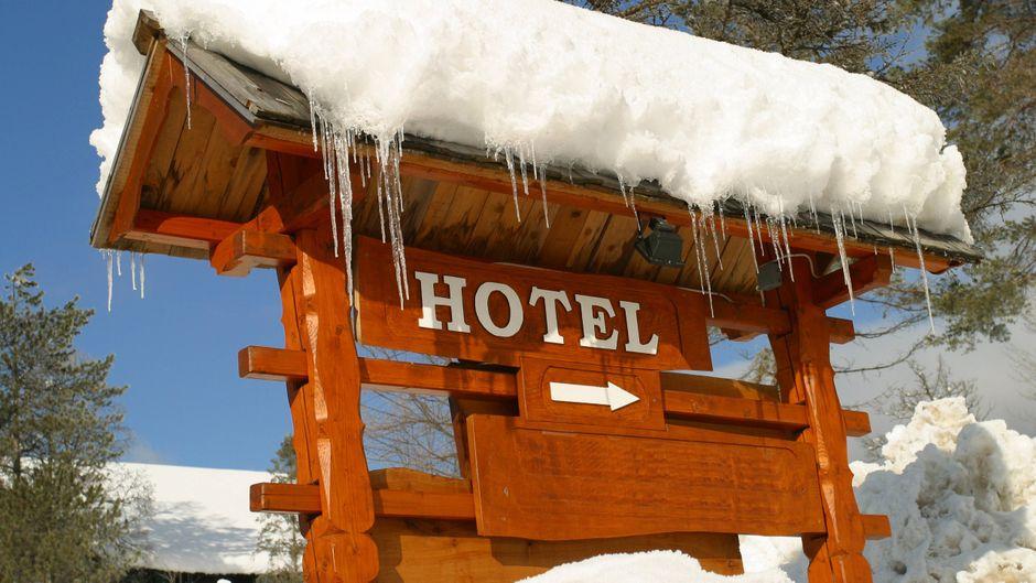 Das Übernachtungsverbot in Hotels in Deutschland wurde bis zum 7. März verlängert.  (Symbolfoto)