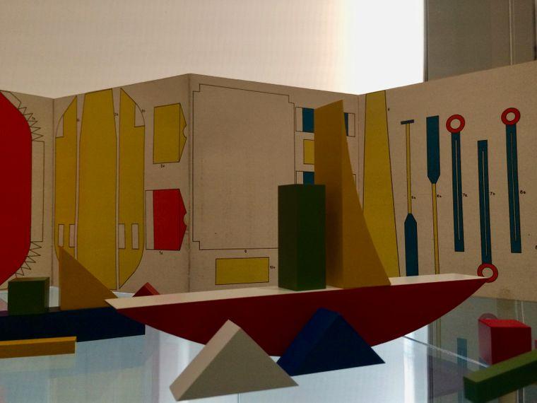 Populär: Spielzeug-Design von Alma Siedhoff-Buscher.