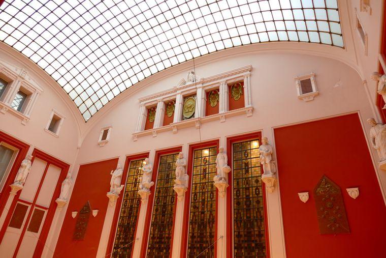 Der Kaufhaus-Konzern der Familie Wertheim, hatte seine Ursprünge in der Hansestadt Stralsund.