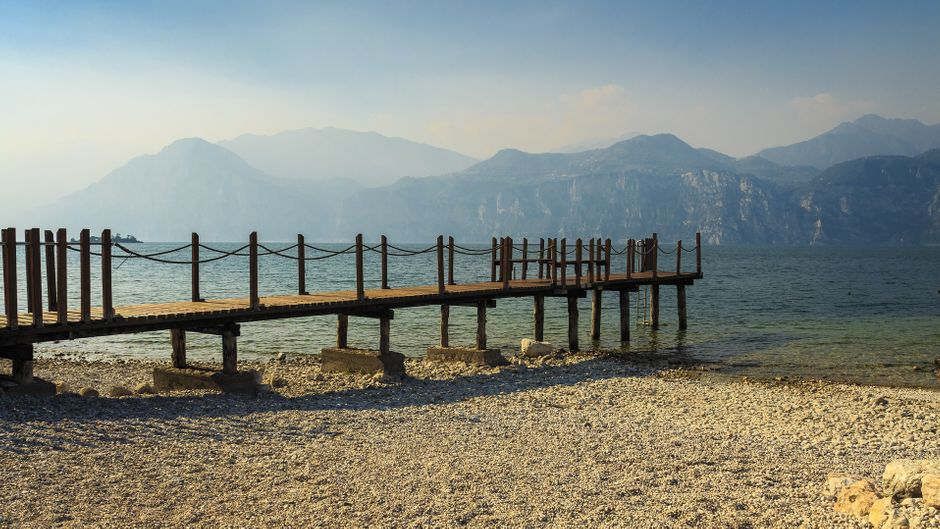 Ostern gardasee Gardasee: Campen