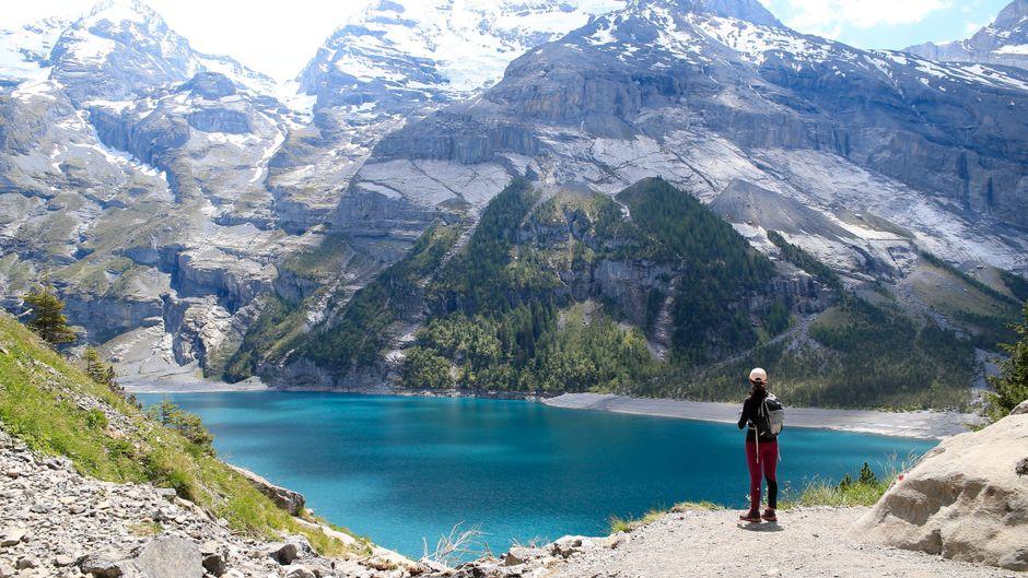 Die Schweiz gehört in der Corona-Krise zu den sichersten Urlaubsländern weltweit. (Symbolbild)