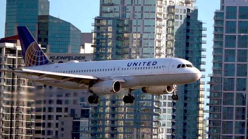 United Airlines ist eine der Fluggesellschaften, die im Sommer 2020 Langstreckenflüge anbieten.