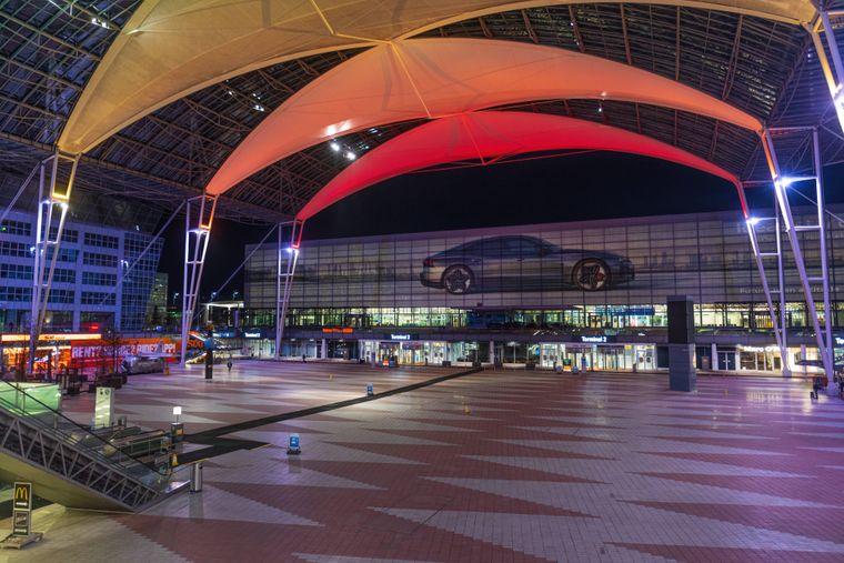 Der Flughafen München landet im Jahr 2021 auf sechsten Platz der besten Airports weltweit.