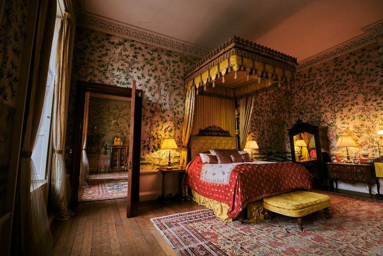 Die King's Suite.