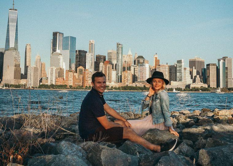 Alma und Sadin teilen seit 2010 ihr Leben zusammen – 7 davon bereits als Ehepaar.