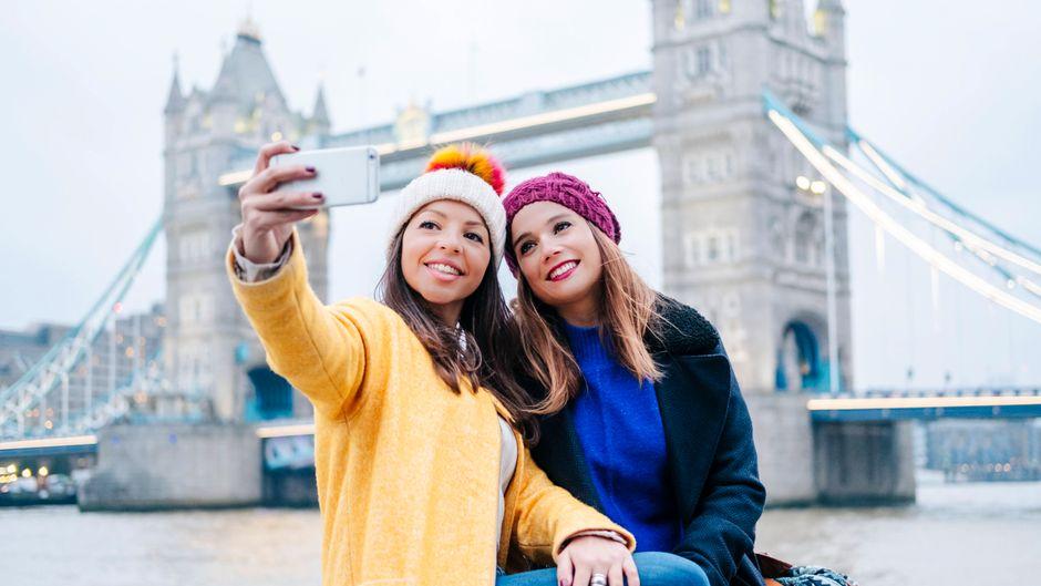 Unterwegs in London – was ändert sich für Reisende nach dem Brexit am 1. Januar? Unter anderem könnten Roaminggebühren anfallen.