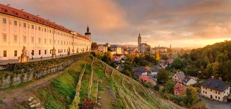 Die Stadt Kutná Hora galt einst als Schatztruhe des Landes.