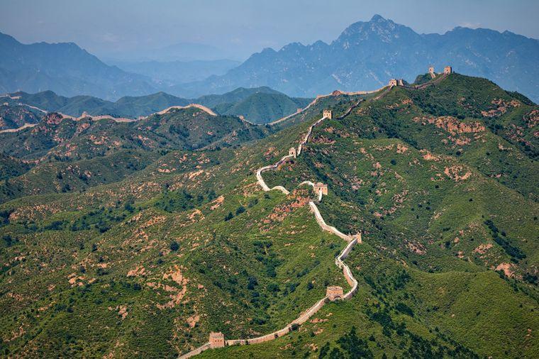 Platz 4: China (60,7 Millionen Ankünfte).