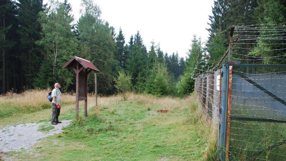 Gänsehaut-Momente im Harz: An den Wanderwegen erinnern alte DDR-Grenzzäune an gescheiterte Fluchtversuche.