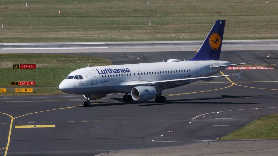 Lufthansa streicht 800 Flüge.