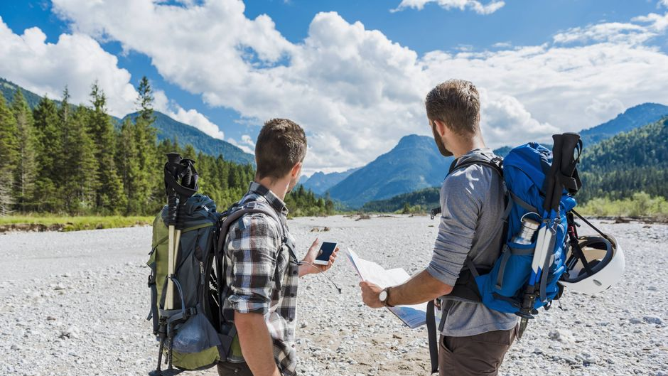 Im Urlaub willst du dich sicher fühlen – Apps können dir dabei helfen. (Symbolfoto)