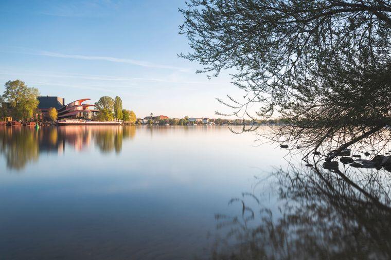 Die Havel ist ganze 334 Kilometer lang.