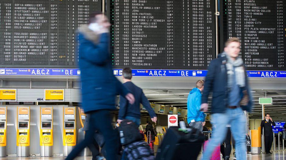 Der Flugsommer 2018 war geprägt von Flugverspätungen und Flugaausfällen. Im kommenden Jahr droht offenbar ein neues Chaos. (Symbolfoto)