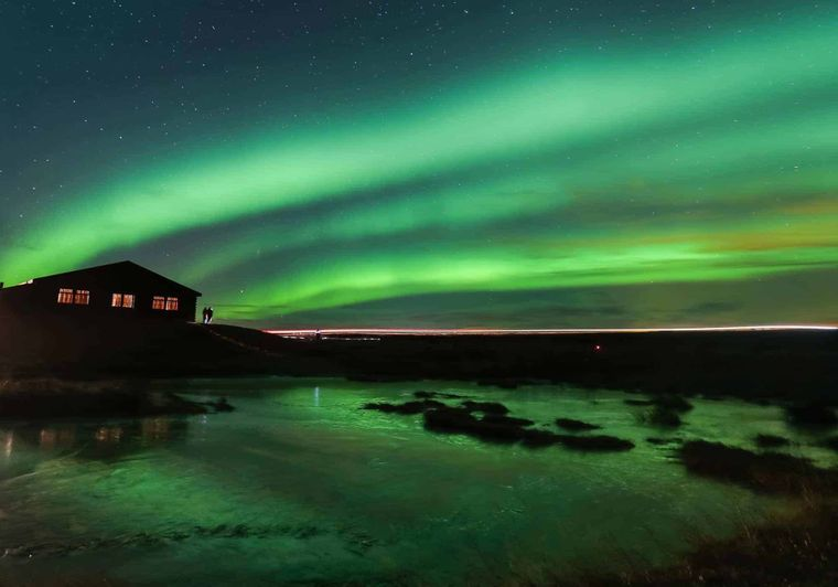 Das Hotel Rangá sucht einen echten Nordlichter-Fan, der drei Wochen lang das Naturspektakel fotografiert und dafür gratis Urlaub in Island macht.