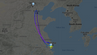 17 statt knapp zwei Stunden – doch Flug MU5331 von China Eastern erreichte sein Ziel auch im zweiten Anlauf nicht.