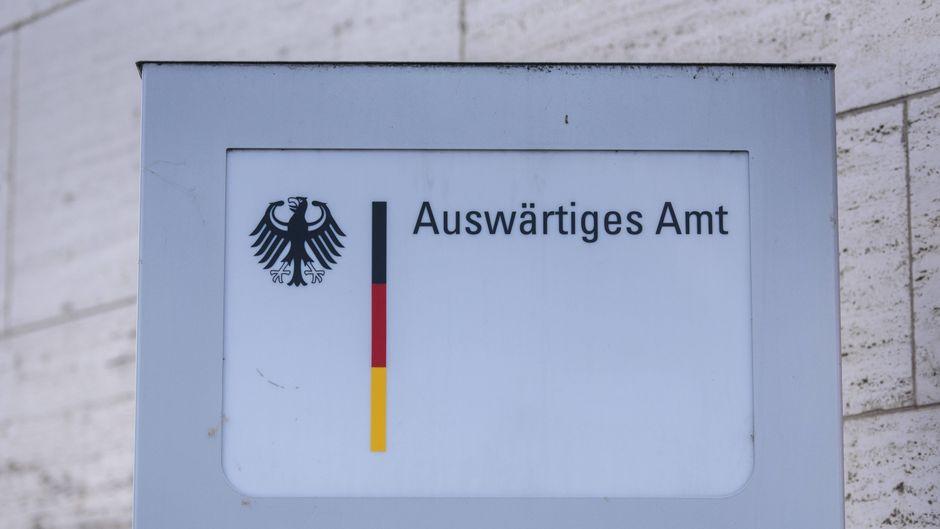 Auswärtiges Amt Deutschland, Berlin. (Symbolbild)