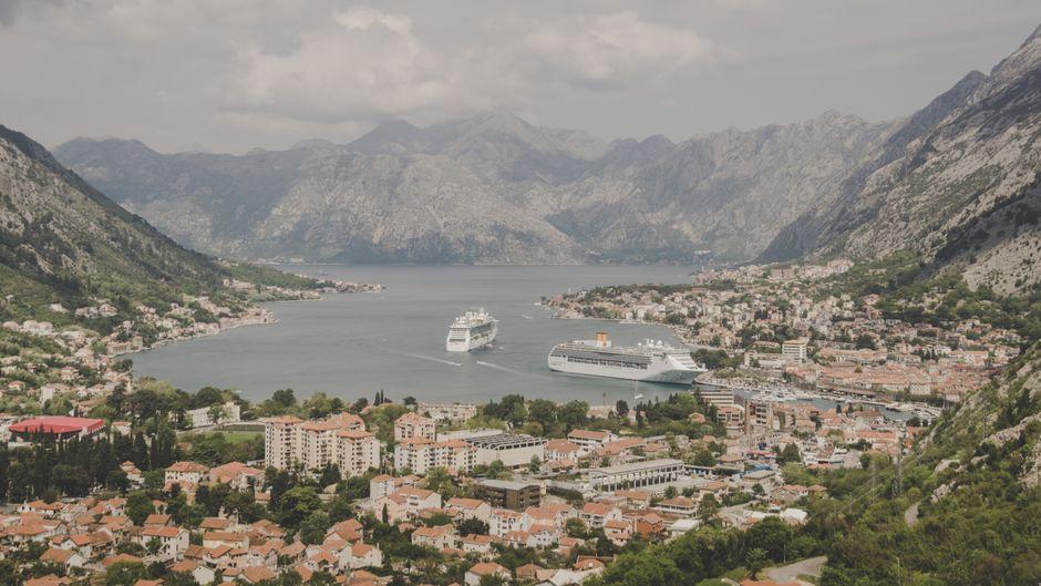 Kotor – wie viel Kreuzfahrttourismus verträgt die Stadt?