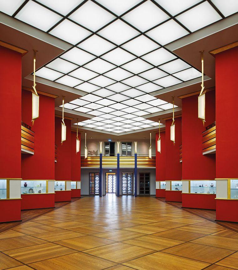 Grassi Museum in Leipzig.