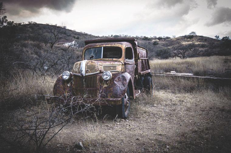 Ruby nahe Tucson ist nicht besonders touristisch – ein Abstecher in die verlassene Stadt und zu den zahlreichen Hinterlassenschaften der einstigen Bewohner lohnt sich aber trotzdem.