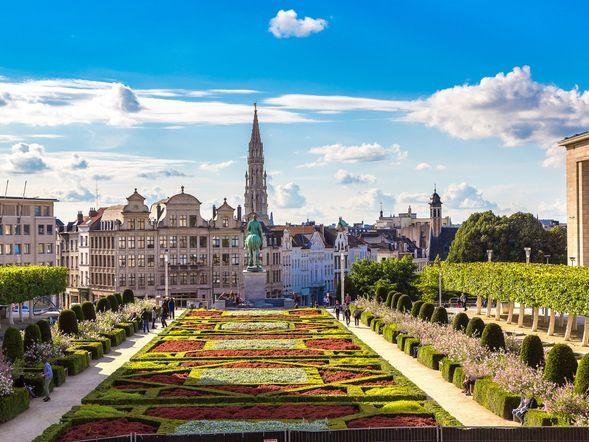 Die Hauptstadt Belgiens zeigt sich von ihrer schönsten Seite!