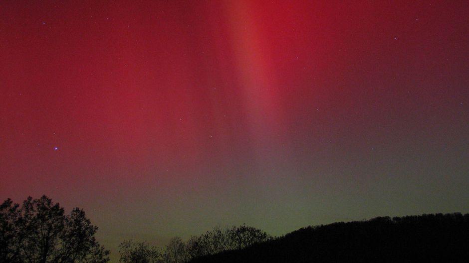 In der Nacht zum 7. September kann es zu Polarlichtern über Deutschland kommen
