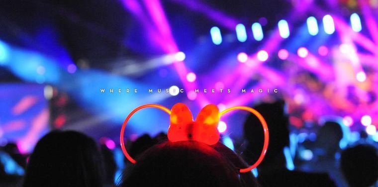 Disney-Feeling auf dem Electroland