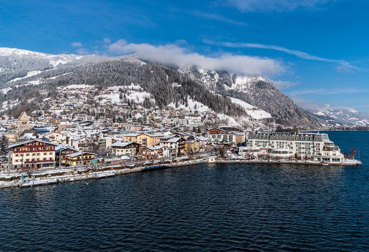Zell am See ist wohl ohne Zweifel eine der schönsten Kleinstädte Europas.
