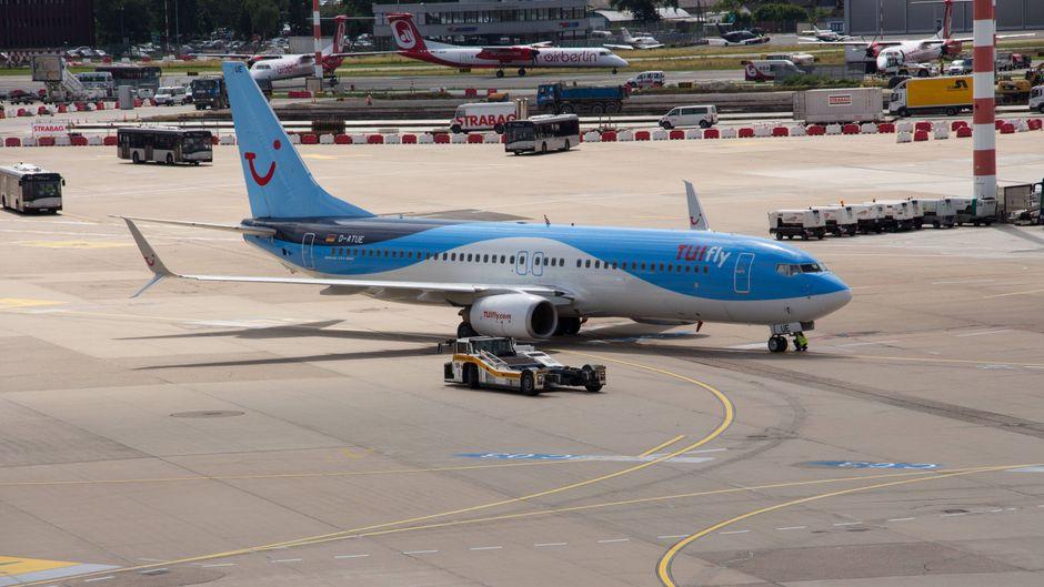 Im letzten Oktober führten überraschend verkündete Umstrukturierungen bei TUIfly für einen wilden Streik der Mitarbeiter.