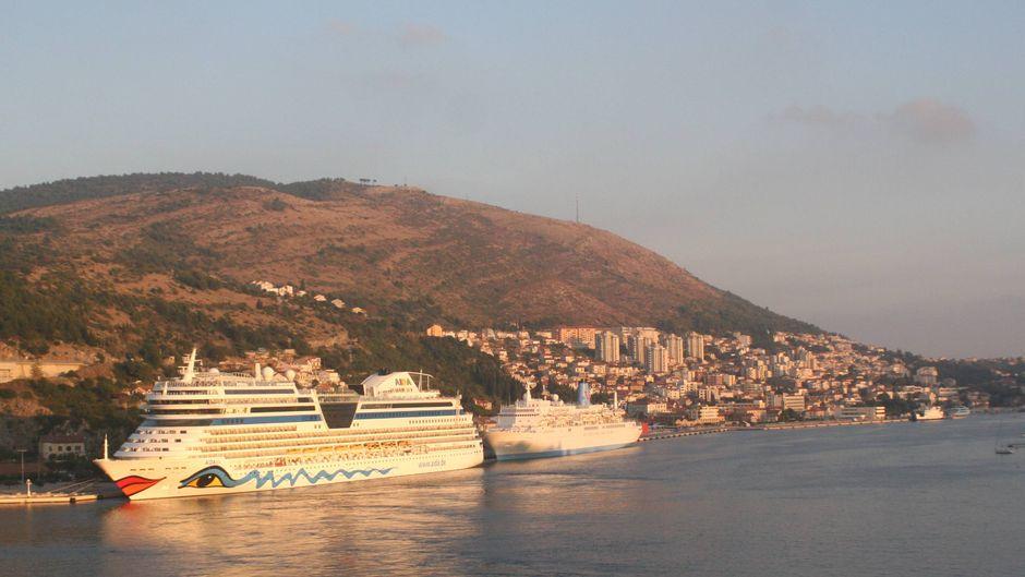 Brechdurchfall auf dem Kreuzfahrtschiff? Das trübt den lang ersehnten Urlaub. (Symbolfoto)