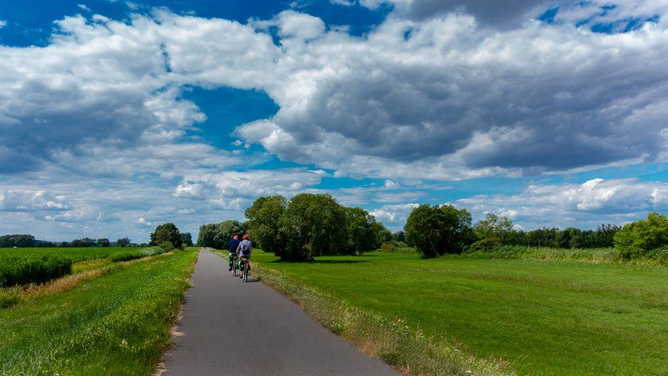 In Brandenburg gibt es herrliche Radwege: jetzt neu die Umrundung Berlins.