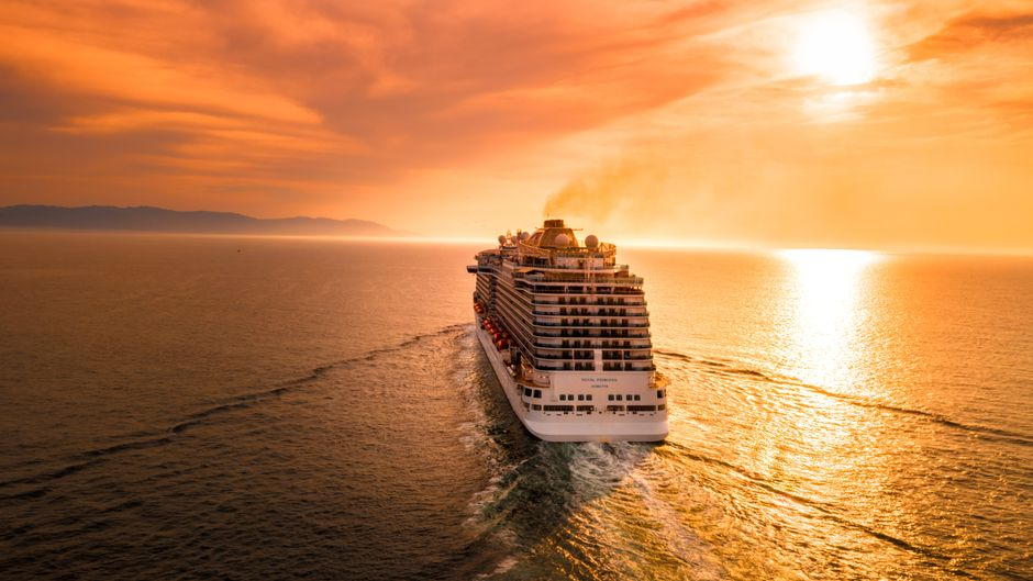 Viele Urlauber buchen ihre Kreuzfahrten für 2021.