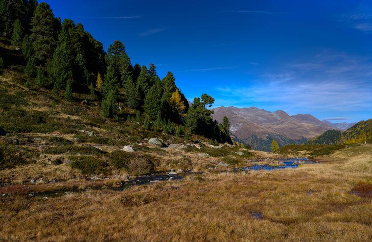 Der Staller Sattel gehört zu einem Gebirgspass des Defereggentals in den Ostalpen.