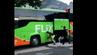 Die Jugendlichen rissen während der Fahrt die Türen des Flixbusses auf.